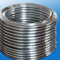 鋁盤管廠家 5052圓盤鋁管 空心盤管價格優惠