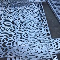 江西艺术镂空铝单板厂家 雕刻铝单板幕墙
