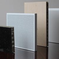 铝蜂窝板订做石材铝蜂窝板 仿木纹蜂窝铝板