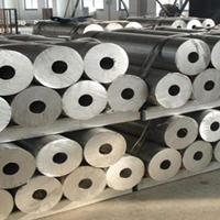 天津供应6061厚壁铝管 7075厚铝管零切价格