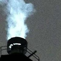高爐煤氣放散點火火焰檢測器
