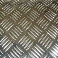 6063花纹铝板价格 五条筋花纹铝板现货规格