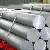 进口A6061-T651铝棒零售 拉花铝材