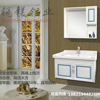 北欧式全铝浴室柜铝材 全铝合金橱柜型材