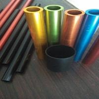 6061铝合金管 东莞2.5米长铝管阳极氧化厂