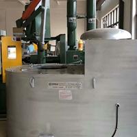 500KG蓄热式天燃气熔铝炉哪家质量好