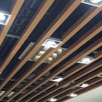 木纹铝方管厂家 外墙铝方管 金腾达铝方管厂家