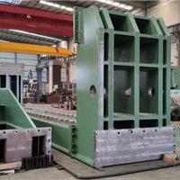 鋁板熱軋拉伸工序 鋁板熱軋拉伸機裝配圖
