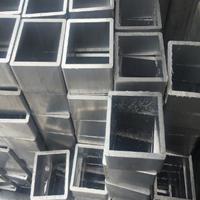 惠州AL6063氧化铝方管