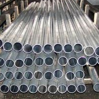 6063氧化无缝铝管 精抽铝管