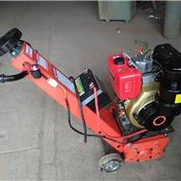 250手推式柴油铣刨机 油漆清理拉毛机