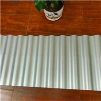 奔馳4S店墻面裝飾波紋板 836型波浪板