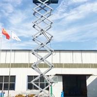 10米升降平台 苍梧县液压举升机厂家直销