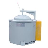 600KG坩堝爐 熔鋁保溫爐 壓鑄機邊爐