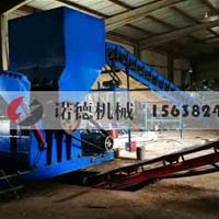 废钢破碎料由诺德生产的废钢破碎机专业处理