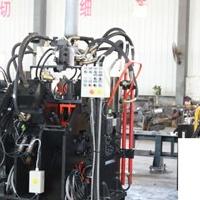 全自动角钢生产线 数控角钢塔生产线