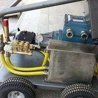 高压清洗机高压水枪能除锈吗厂家直销