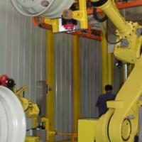 汽车轮毂抛光打磨机器人厂家品超智能