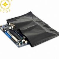 复合材料黑色导电袋 防静电导电袋可定制