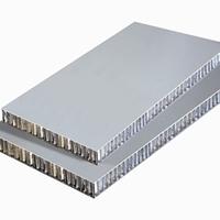 抚顺幕墙蜂窝铝板订做喷涂蜂窝复合铝板厂家