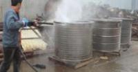 高壓清洗機高壓水槍噴砂除銹廠家直銷