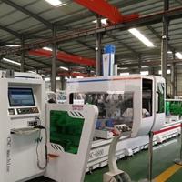 鋁(工業)型材數控四軸加工中心