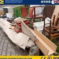 全自動床墊沙發破碎機 英國品牌