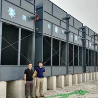 方舟冷却塔生产厂家  节能环保闭式冷却塔