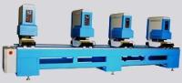 塑鋼門窗設備彩色四位焊接機