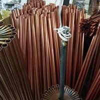 氧化彩色鋁管 鋁方管現貨