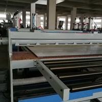 新型PP三層中空建筑模板生產設備技術工藝