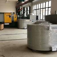 800KG蓄熱式熔鋁爐 天燃氣熔化爐