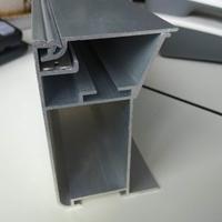 平面电泳拉布灯箱  拉布灯箱型材生产厂家