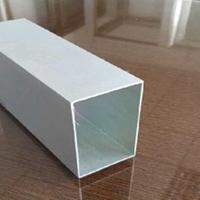 墙面铝方管装饰材料 铝合金四方管生产厂家