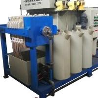 超聲波研磨清洗廢水回用達標排放處理設備