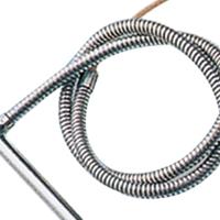 直角引线单头电热管