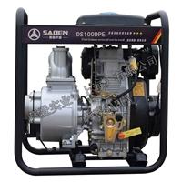 萨登1.5寸柴油动力高压水泵