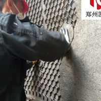 耐磨膠泥 脫銷煙道陶瓷耐磨料 防磨料