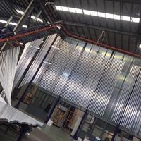 铝型材加工 6005T6电机壳铝合金加工