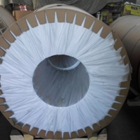 现货供应管道保温0.5mm厚铝板