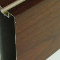 供應非標薄壁鋁型材