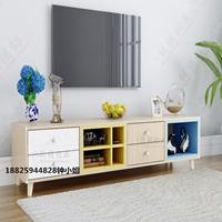 产地货源简易全铝电视柜铝型材北欧橱柜