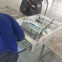 医疗设备铝材焊接 各种医疗铝型材焊接加工