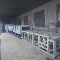 玻璃烤花爐 陶瓷貼金烘烤爐生產線