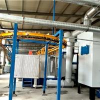 喷涂生产线价格新月满足节能环保的需求