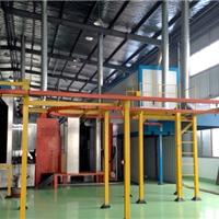 新月静电喷涂粉末生产线与您共筑优势竞争力