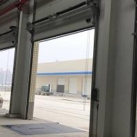 提升门安装,电动提升门,消防车库门