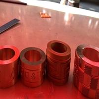 火花塞用QBe2.0小口径铍青铜管