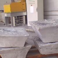 飞通回收的铝锭