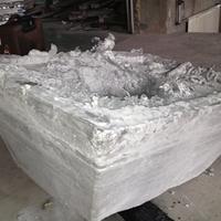 回收的铝锭